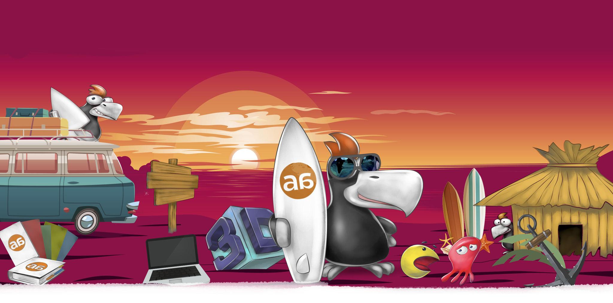 Diseño de tu marca, diseño web, video de animación, ilustración, motion graphics en Castellón, Valencia y Madrid.
