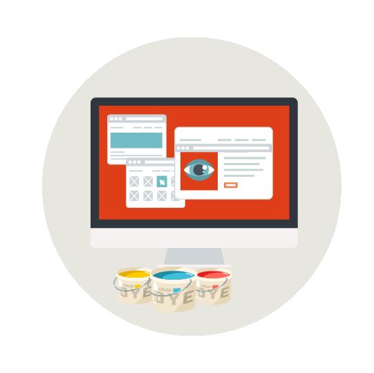 El usuario no será capaz de olvidar el diseño de tu web y su contenido. Ilustramos tu página web para que sea única e irrepetible. En Castellón, Valencia y Madrid.